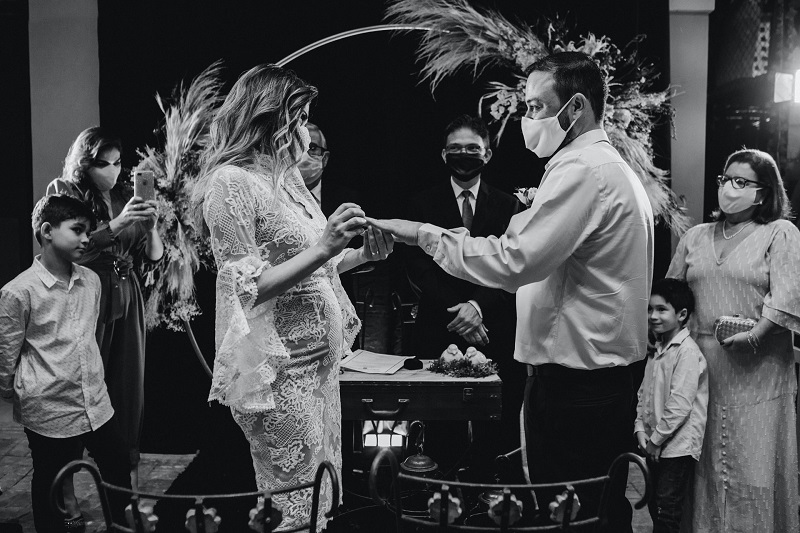 Getting married in a Covid world